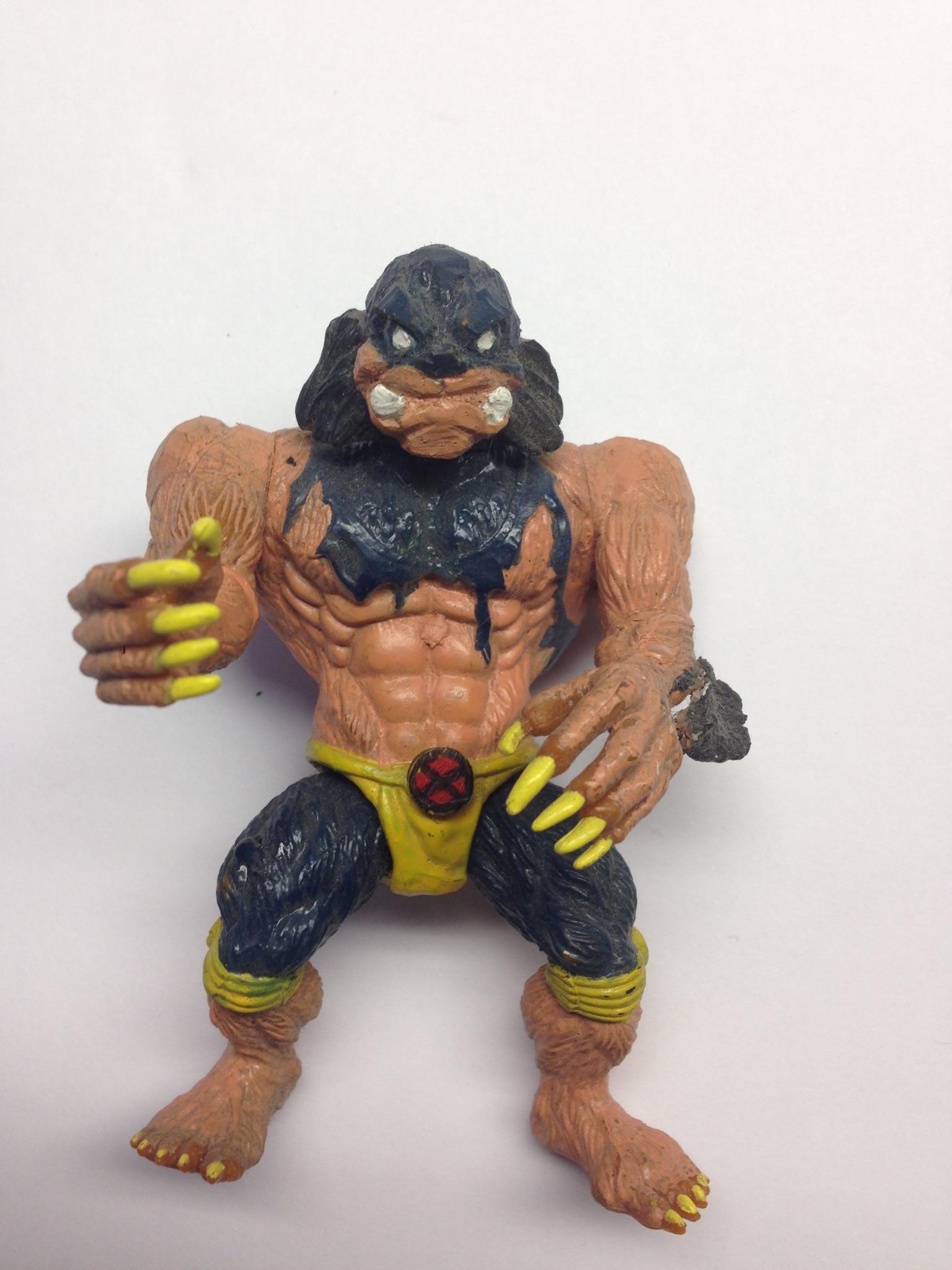 Kubertesque Crude Feral Wolverine