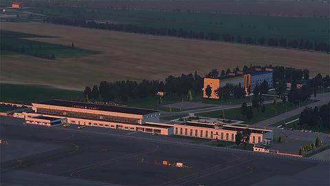 Гомель аэропорт