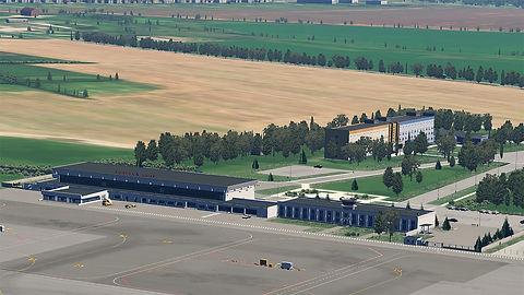 Аэропорт г.Гомель