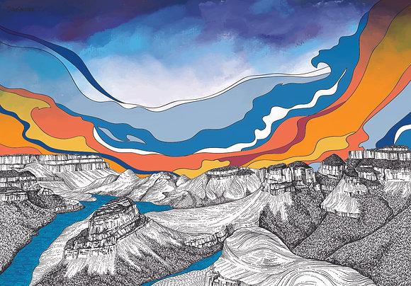 Blyde River Canyon Colour