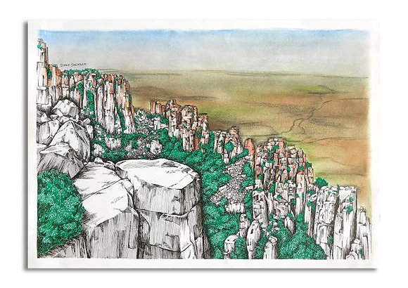 Valley Of Desolation ORIGINAL