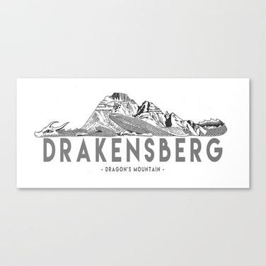 Drakensberg Illustration