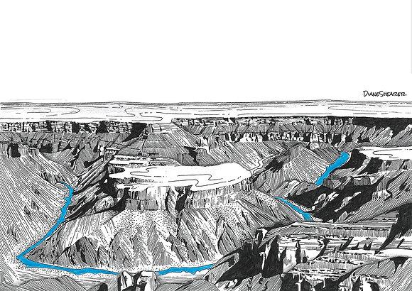 Fish River Canyon ORIGINAL