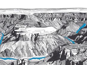 The Fish River Canyon