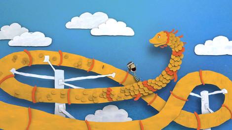 Carnival Cruise Lines: Sea Dragon Tale