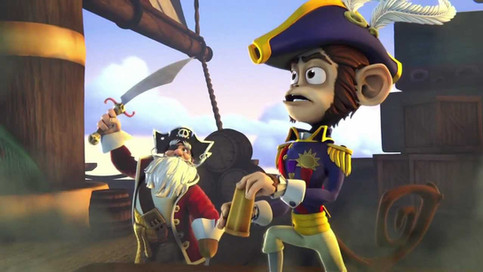 KingsIsle: Pirate101