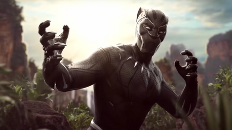 Black Panther Vibranium Hero Gear