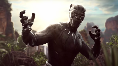 Black Panther Vibranium Hero Gear
