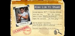 M4 - Alex