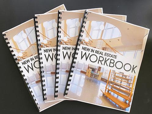 New in Real Estate E-Workbook & Lead Tracker Bundle