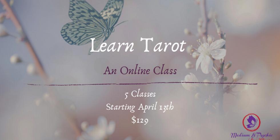 Tarot Class (Online)