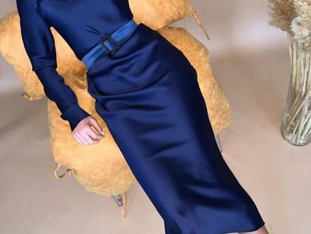 Три эффектных платья на Новый год