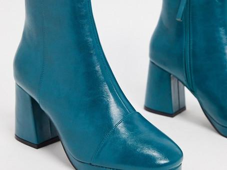 Актуальная обувь на осень 2020