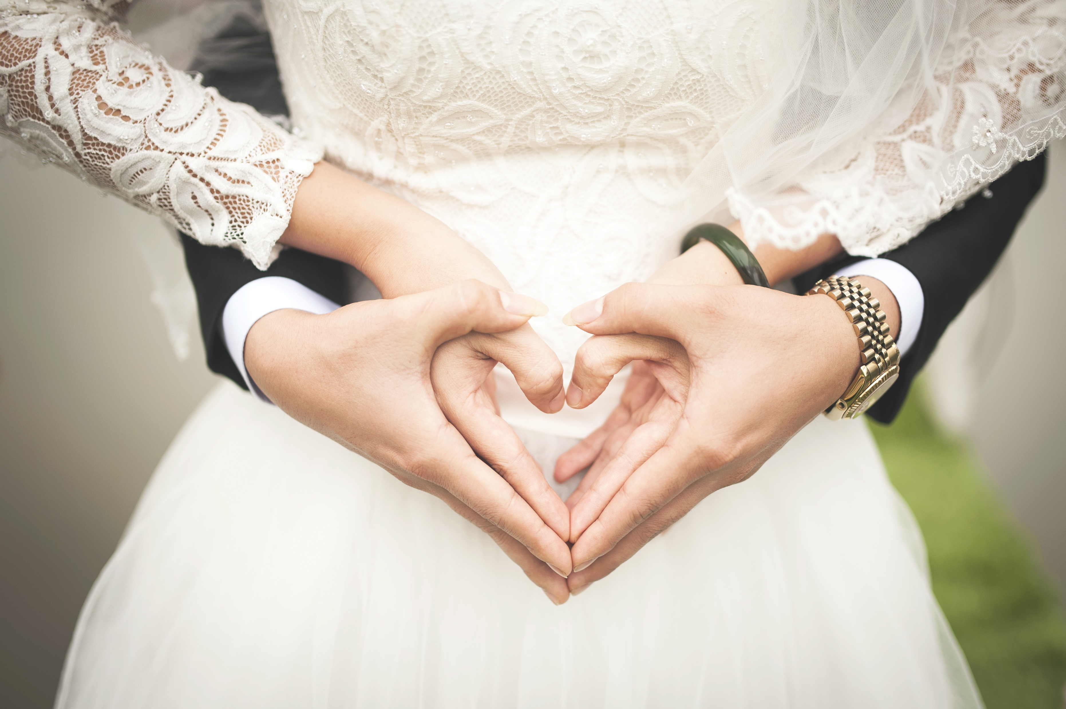 Hochzeiten feiern!