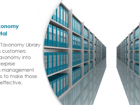 WAND Taxonomy Library Portal for SharePoint