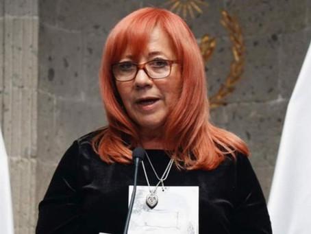 Lourdes Mendoza- Rosario Piedra, menos que un florero en la CNDH