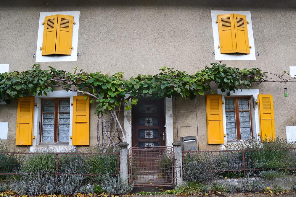 Monnetier (village français) - Novembre 2019