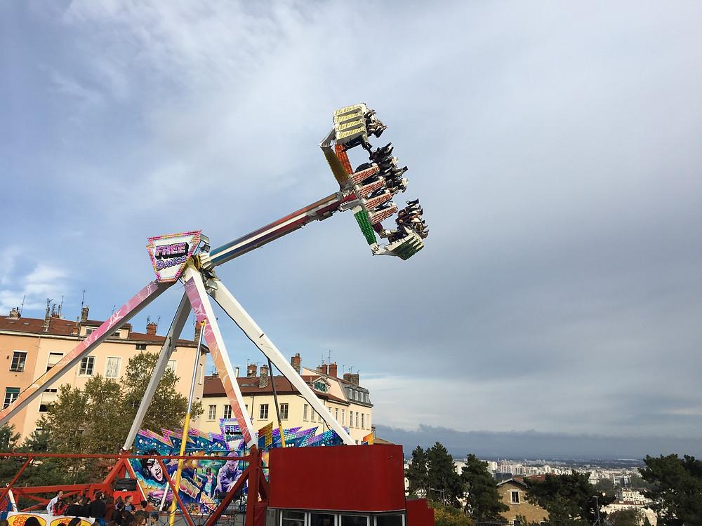 Croix-Rousse - Lyon - Octobre 2019