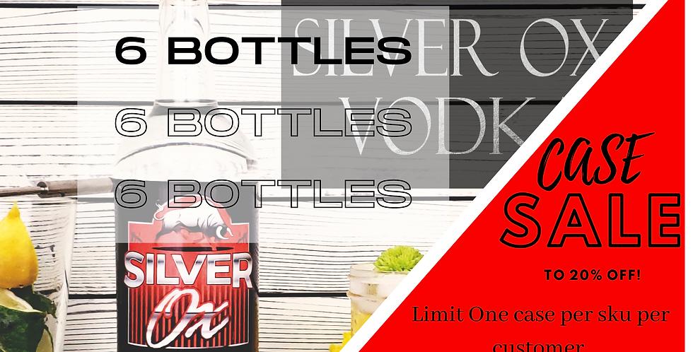 Silver Ox Premium Vodka