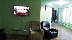Grisallys - Sala de estar