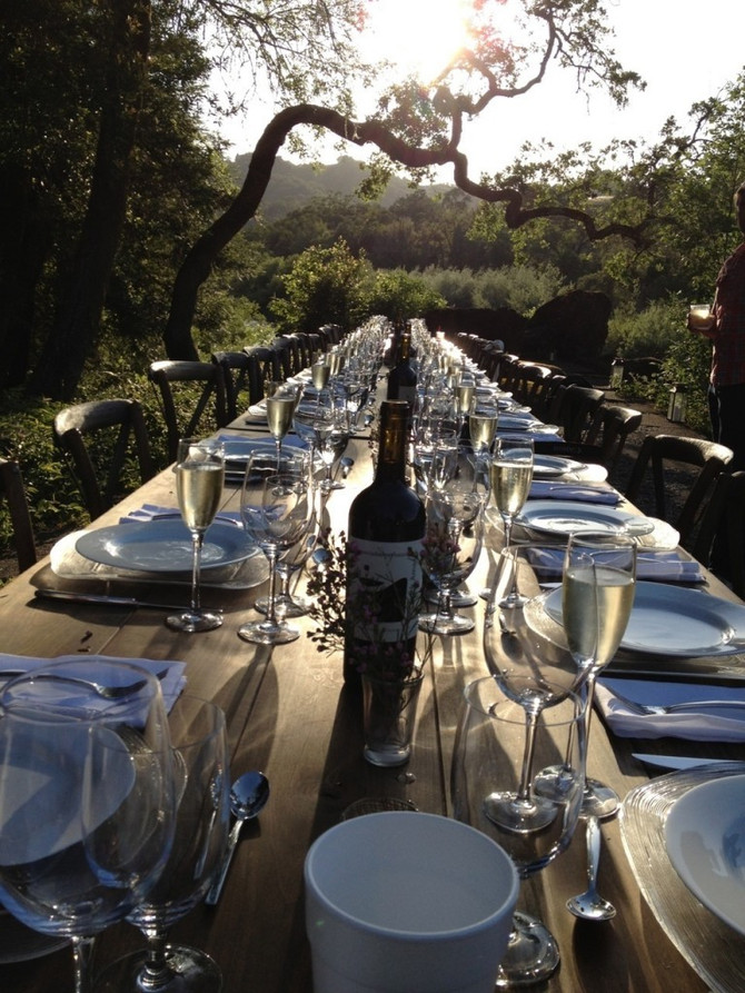 Grape Campwith Sonoma County Winegrape Commission