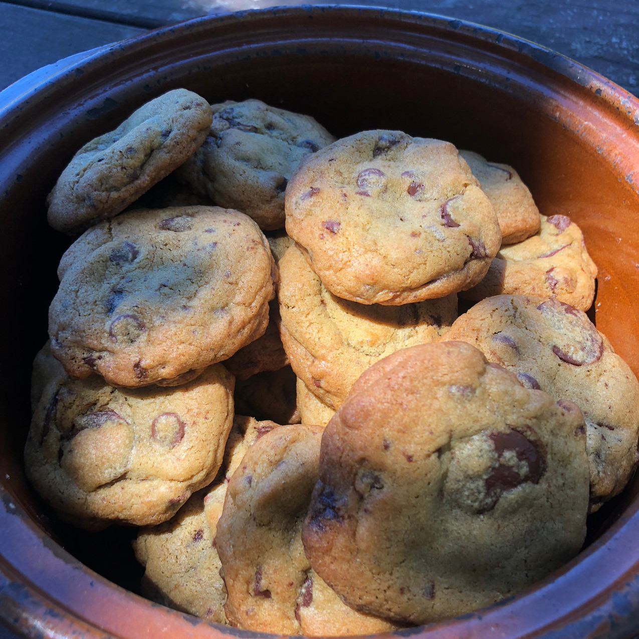Famous Chocolate Cookies
