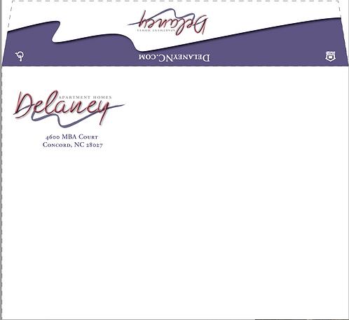 HL - Delany- Note Card Envelopes