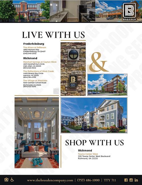TBCO – All Properties Flyer – Richmond/Fredericksburg