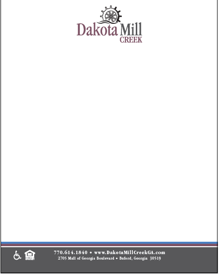 HL - Dakota Mill - Letterhead
