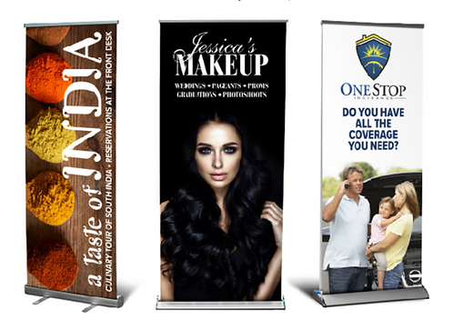 TBCO - Retractable Banner