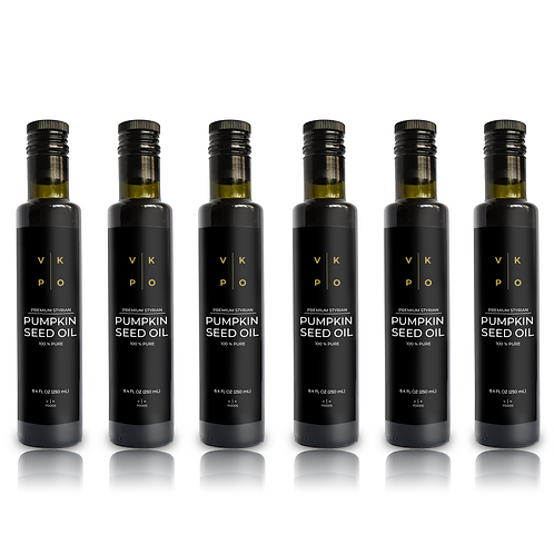 12 bottles (1 case) VK Pumpkin Seed Oil