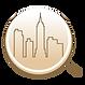 城市驗樓 Logo