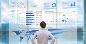 Visualización de Datos como el área clave de Business Intelligence