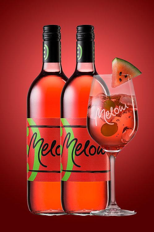 2er Pack MELONI® 2 Flaschen á 1L