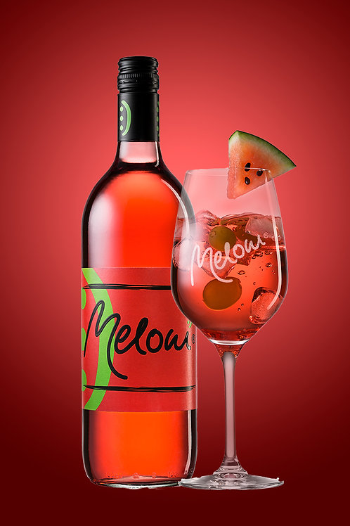 1 Flasche MELONI® á 1L