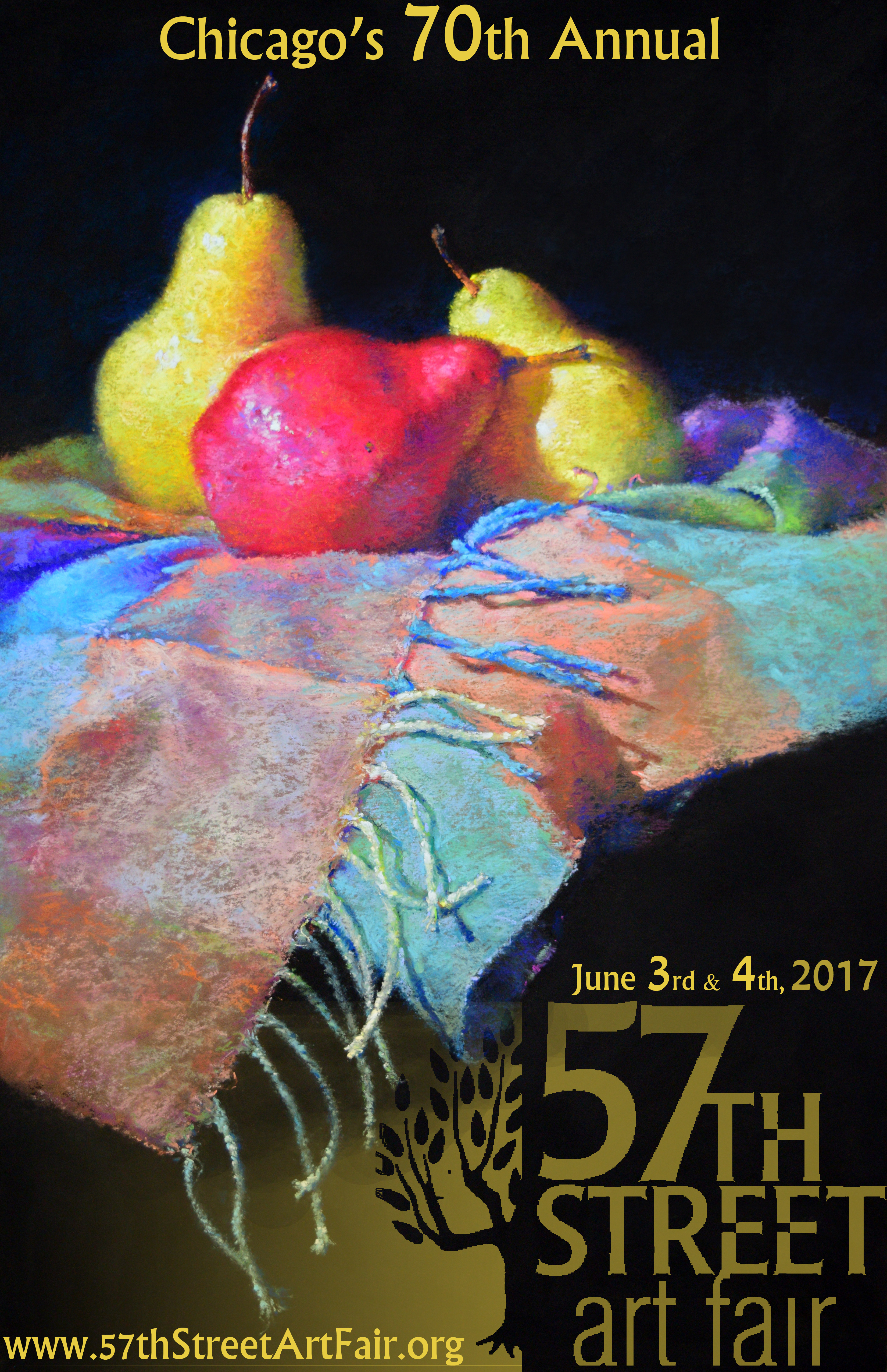 2017 Poster by Sabrina Zhou