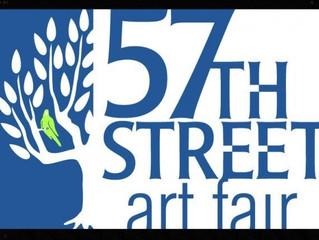 67th Annual 57th Street Art Fair June 7 & 8, 2014