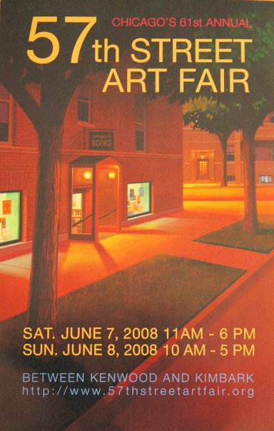 2008 Poster by Kathleen Eaton
