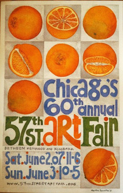 2007 Poster by Martha Jannotta