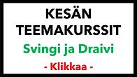 Kesän teemakurssit - Svingi ja Draivi.pn