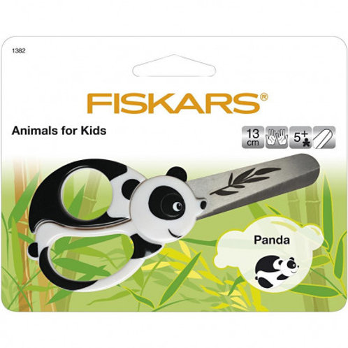 Fiskars Kids Scissors - Panda