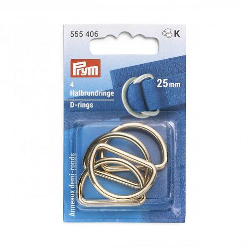 Prym 30mm D-rings