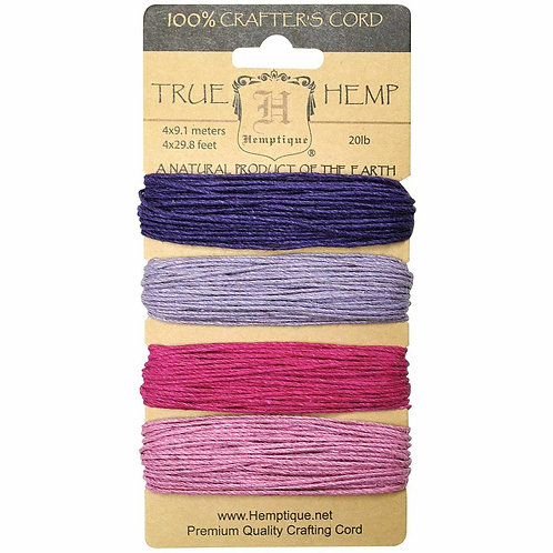 Hemptique - Berry Bar Hemp Cord