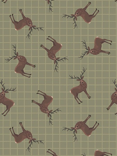 Stag on Country Green - Per 0.5m