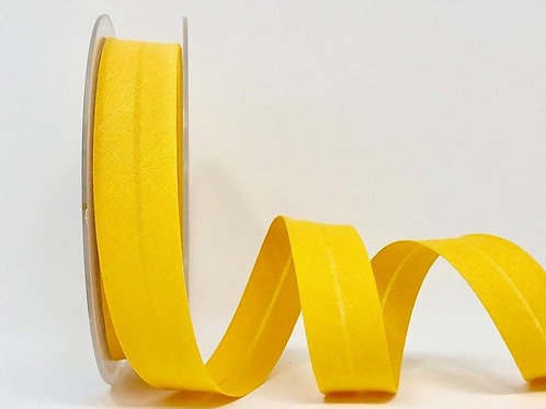 25mm Yellow Bias Binding