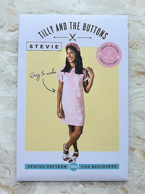 Tilly and the Buttons Pattern - Stevie
