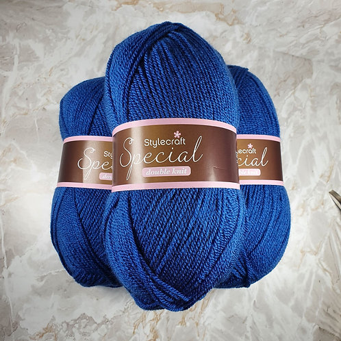 Lapis - Stylecraft Special Double Knit - £1.95