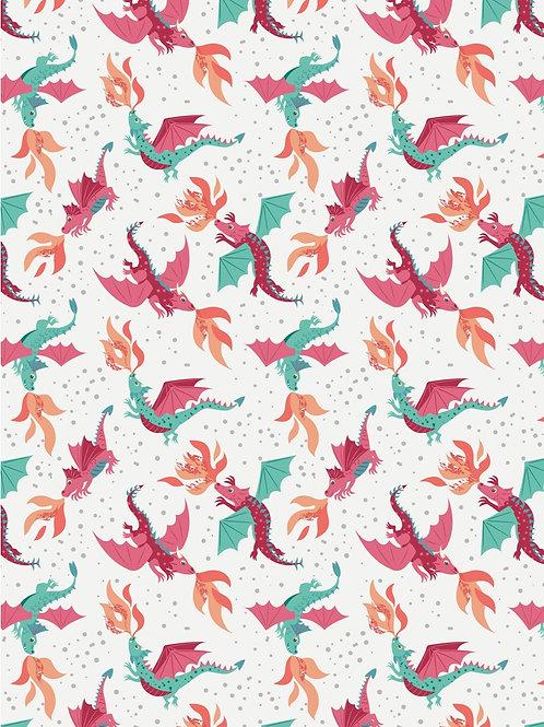 Dragons - per 0.5m