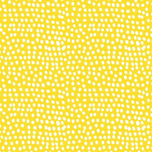Yellow Flurry - Per 0.5m