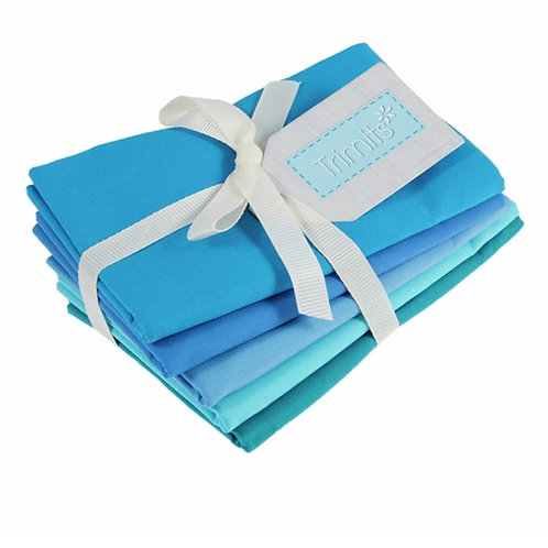 Trimits - Seaside - Fat Quarter Bundle